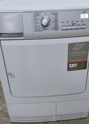 Сушильная машина AEG T 57860 W 8кг