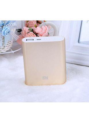Power Bank Xiaomi Mi 10400 mAh (GOLD) СРОЧНО ПРОДАМ