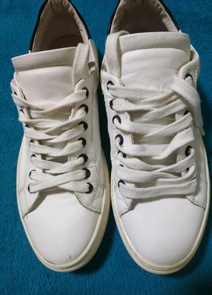 Кроссовки,кеды, кожаная обувь