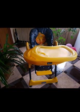 Стульчик для кормления Чикко , Chicco mamma double tray