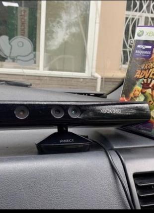 Kinect Xbox 360 как новый