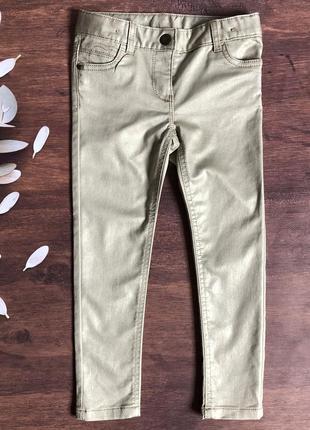 Стрейчевые штанишки, трегинсы