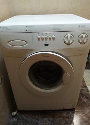 Продам стиральную машину ARDO 600 на  запчасти или  на  метаоллол