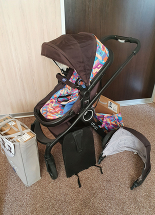 Детская коляска Chicco Urban 2в1