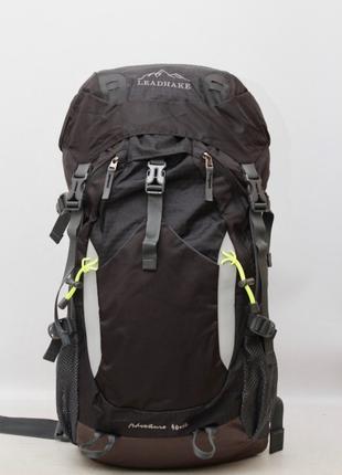 Туристический рюкзак каркасный LEADHAKE 40 + 5л.