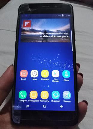 Продаю телефон Samsung S9+ на запчастини.