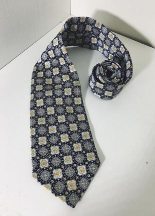 Мужской галстук yves saint laurent ( ив сен лоран )