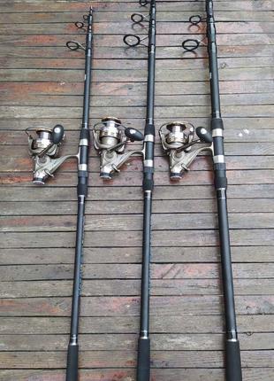"Рыболовный набор  телекарп ""Diamant"" + ""Fishing ROI"" Carp XT"