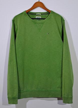 Кофта свитшот tommy hilfiger sweatshirt