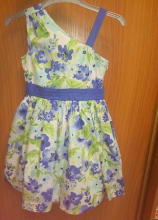 Нарядное платье Gymboree р. 5