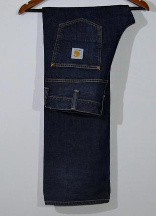 Джинсы carhartt jeans