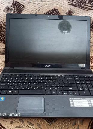 Ноутбук Acer Aspire 5733Z, Dual core 2,13 Ghz, DDR3 - 6Gb (2+4)