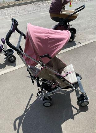 Детская коляска трость maclaren