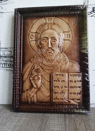Ікона Православна Спас Вседержитель