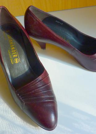 """туфли женские """"Salamander""""."""