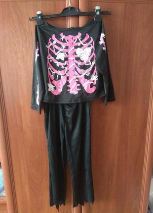 Карнавальний костюм для дівчинки 5-6 рокі,ріст 110-116см.