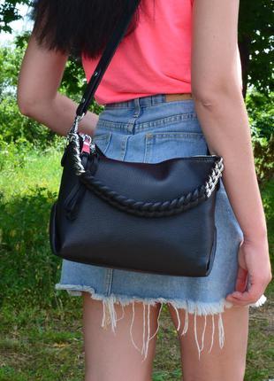 Женская сумка кросс-боди polina & eiterou