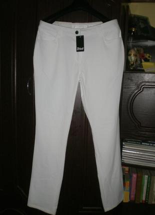 Стильні модні жіночі білосніжні брюки crivit sports