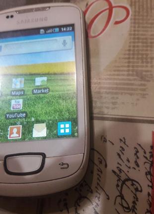 Samsung 5570 не ловит сеть