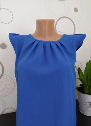 Летняя свободная блуза