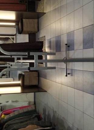 Стойка вешалка для одежды оборудование для магазина