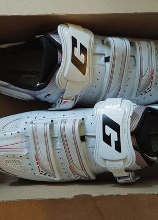 Шоссейные велотуфли Gaerne G.Futura White