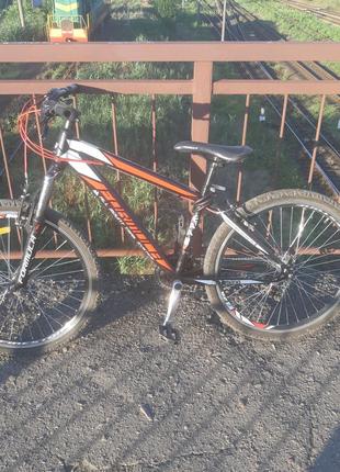 Mtb. Велосипед горный