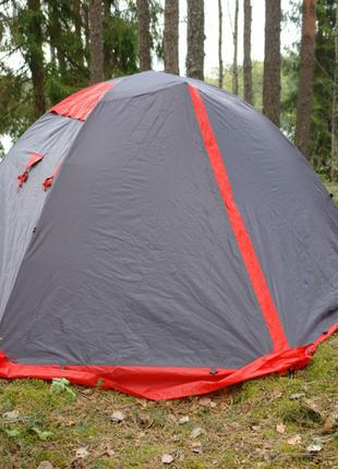 Палатка трехместная Tramp Peak 3 v2 (TRT-026)