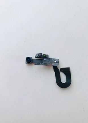 Оригинальный шлейф б/у для iPhone 8 с фронтальной камерой, с датч