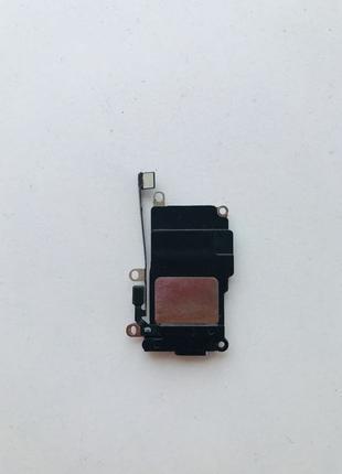 Оригинальный б/у нижний динамик для iPhone 8 полифонический (Buzz