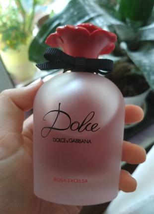 Dolce&Gabbana Dolce Rosa Excelsa eau de Parfum духи женские D&G