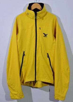 Куртка ветровка salewa  softshell jucket