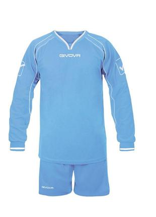 Оригинал футбольный комплект с длинным рукавом трикотаж шорты ...