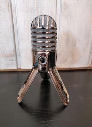 Студийный микрофон Samson Meteor Mic