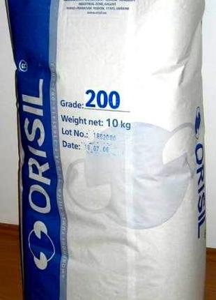 Диоксид кремния, aerosil, пирогенный, орисил, кремнезем 1 мешок