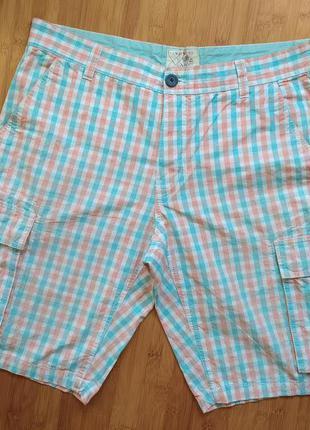 Шорты бермуды Watsons,шорты-карго,100% оригинал!Немецкое качество