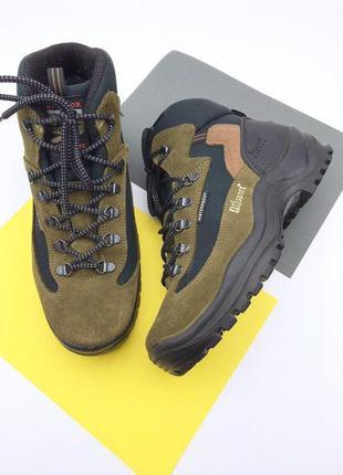 Замшевые легкие и комфортные ботинки grisport outdor to wear a...