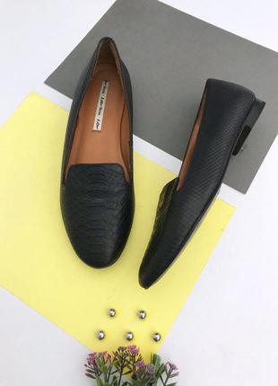 Кожаные туфли балетки & other stories