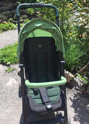 Прогулочная коляска трость Happy Baby Jetta