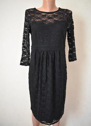 Новое кружевное платье для беременных debenhams