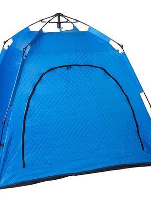 Палатка автомат для зимней рыбалки (200х200х165см)