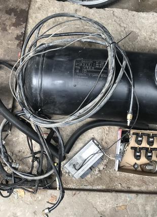 ГБО 4 на 6 цилиндров (газовое оборудование)
