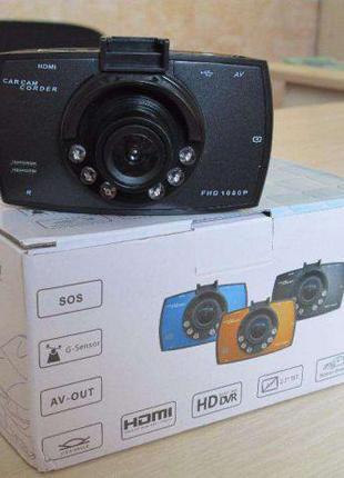 Автомобильный видеорегистратор новатек Novatek G30 Full HD 1080p