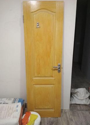Дверь 600 на 1930