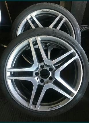Диски AMG 20 Mercedes