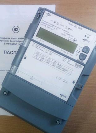 Электросчётчик ZMD410