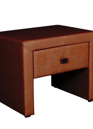 Тумба прикроватная TITAN brown