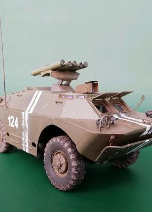 Военная техника в масштабных моделях. 1/35. ПТУР.