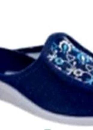 Тапочки Молдавские с вышивкой
