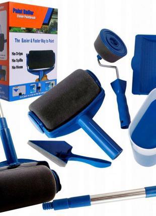 Комплект валиков валик Paint Roller для покраски с резервуаром